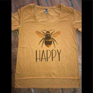 New!! Bee Happy Festival T-shirt!